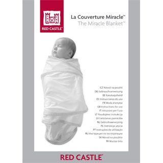 La Couverture Miracle™ Couverture à emmailloter | Site officiel RED CASTLE France | Produits pour bébés, Puériculture