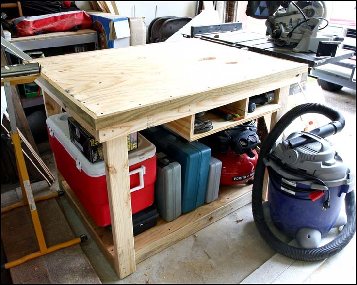 For you table saw outfeed table plans free saw plan for Table 6 4 cobol conversion project schedule