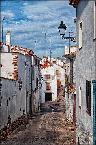 Calles de Vilafames.