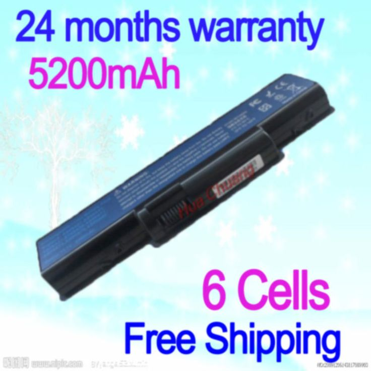 JIGU laptop battery for Acer Aspire 5732Z AS09A31 AS09A51 AS09A61 AS09A71 4732Z 4937 5517 5532 Emachine D525 D725 laptop battery #Affiliate