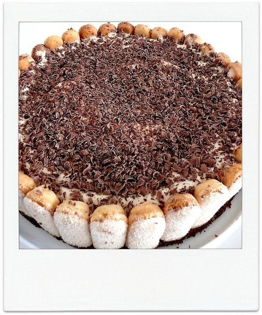 De Verleidelijke Tafel: Tiramisu taart