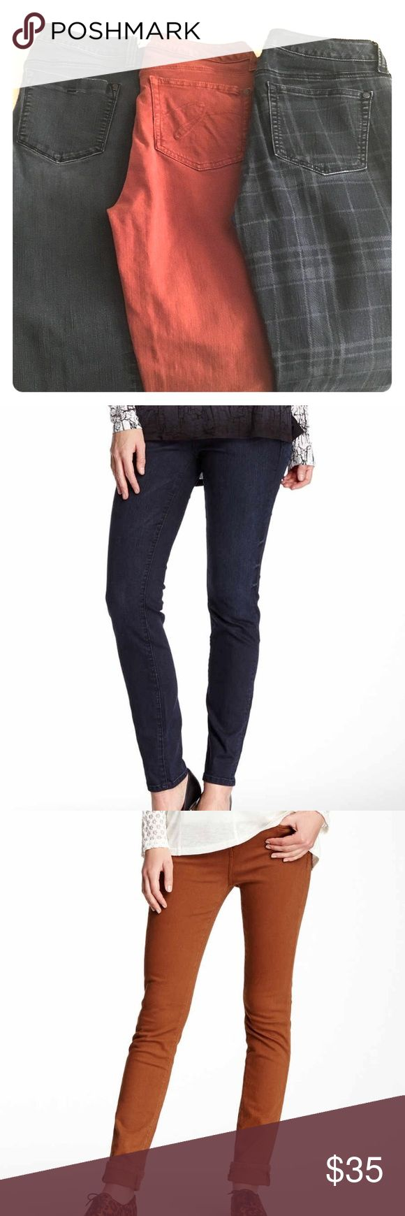 Miraclebody Jeans - 3 Pack Bundle If you've ever worn Miraclebody jeans then you know the feeling of looking slim and sleek!! 3 pack bundle all the same size. Gently used with so much life left in them and all Size 8. Miraclebody Jeans Skinny