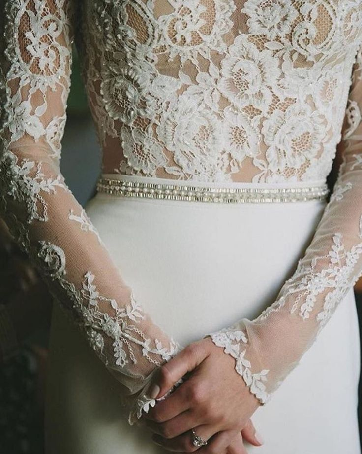 low cost wedding dresses in atlantga%0A For all you lovers of lace and embroidery  let u    s take a moment to  appreciate this beautiful gown by  lihihod   lace  laceweddingdress  brides   bridetobe