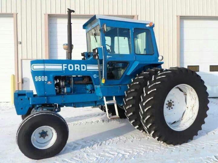 Big Ford Tractors : Best tractors images on pinterest john deere