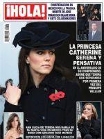 Hola! Magazine [Mexico] (23 November 2011)