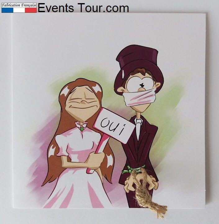 Célèbre Les 25 meilleures idées de la catégorie Faire part mariage  CQ48