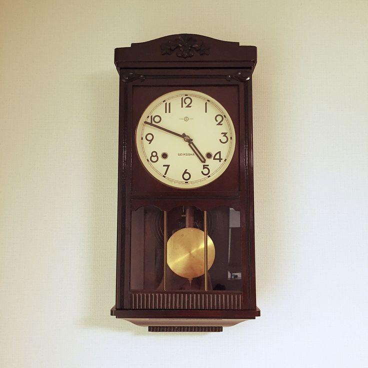 今、大注目されてる!懐かしくてとっても魅力的な昭和レトロ雑貨♡ | folk お部屋の主役級、掛け時計