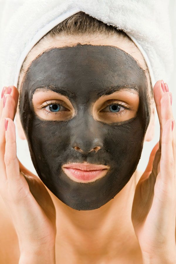 Gesichtsmaske gegen Pickel selber machen - Bilder - Mädchen.de