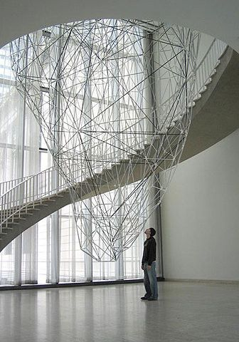Installation - Great Architecture- Stairs 2005