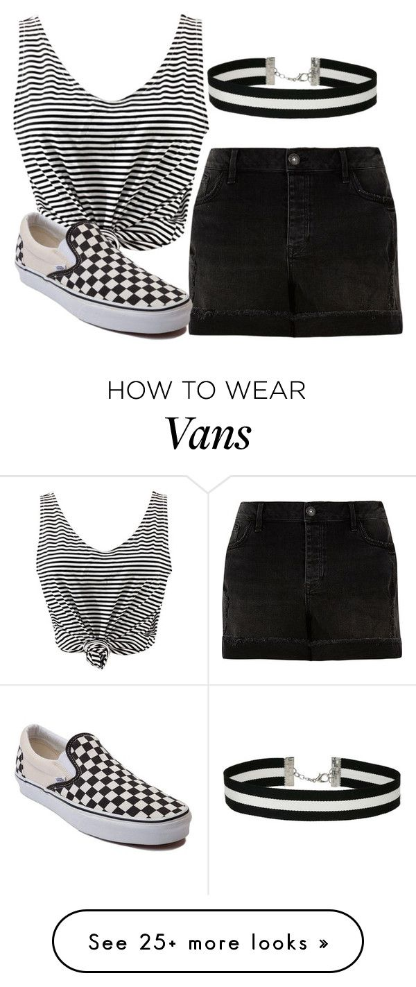 """""""Patterns"""" by bill-board on Polyvore featuring WithChic, River Island, Vans and Miss Selfridge"""