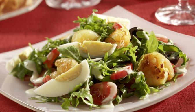 Garnelensalat - ein leckeres MAGGI Rezept aus der Kategorie Brunch & Buffet. MAGGI Kochtipps für ein gutes Gelingen.