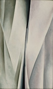 Georgia OKeeffe. Abstraction, 1926