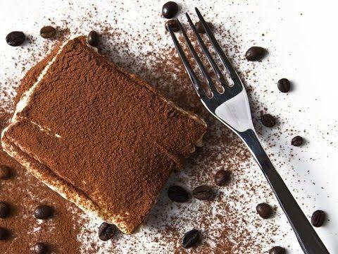 Нежный торт без выпечки с творожным кремом - YouTube