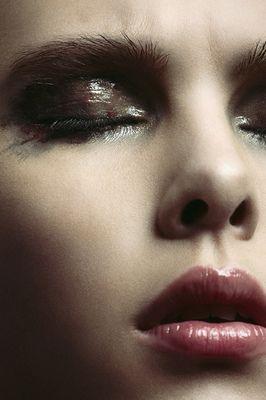 Photographer: Stine Monsen  Model: Kaspara/ Team Models  Mua: Charlotte Wold