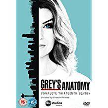 Amazon.co.uk: greys anatomy season 13