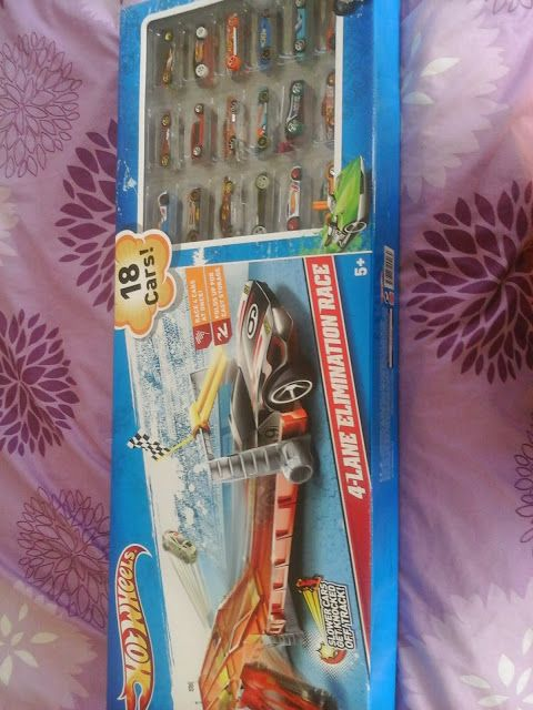 Welcome to Allergy Free Kids: Christmas idea hot wheels