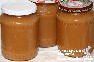 Карамельное повидло из яблок, headline zagotovki iz fruktov i yagod domashnie zagotovki