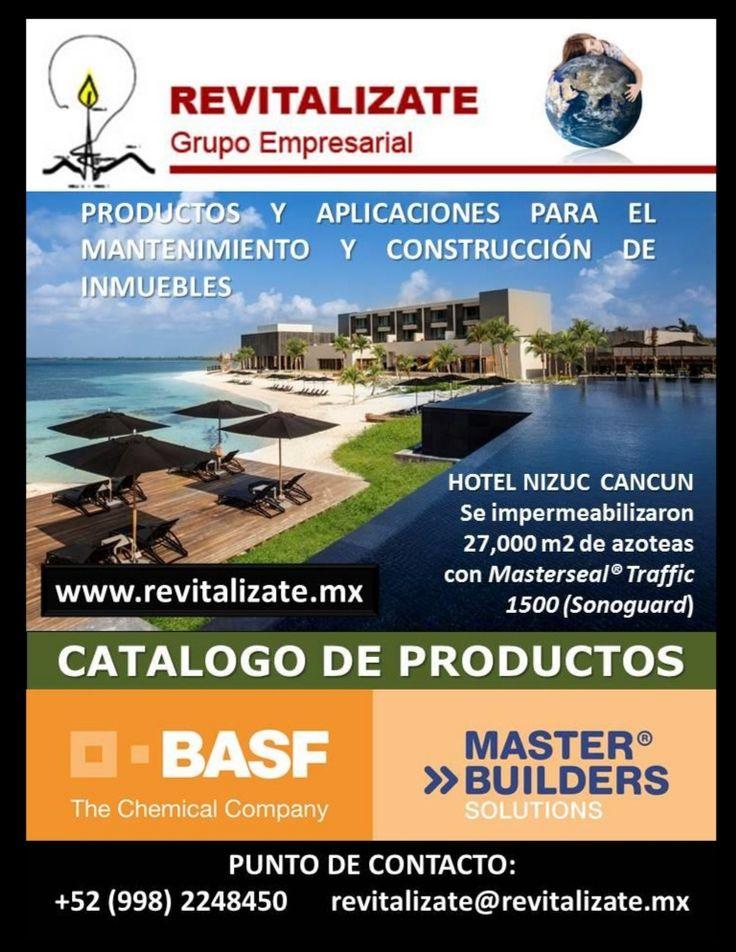COMERCIALIZACIÓN Y APLICACIÓN DE PRODUCTOS PARA EL MANTENIMIENTO Y CONSTRUCCIÓN DE INMUEBLES.