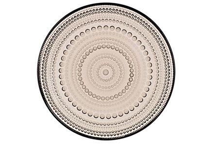 Iittala - Iittala Kastehelmi lautanen 17 cm hiekka