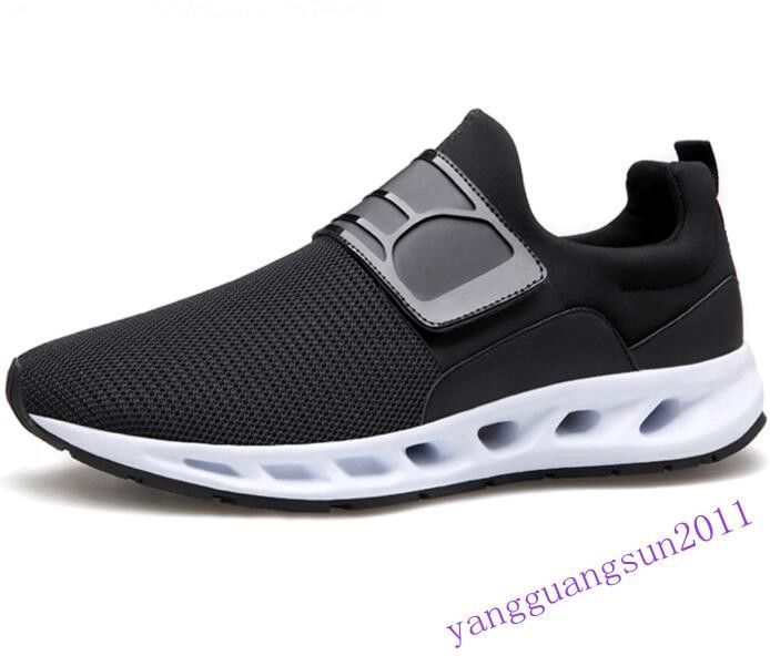 Hot Sale Mens Shoes Mesh Breathable Sport Running Athletic New Fashion  Casual Sz