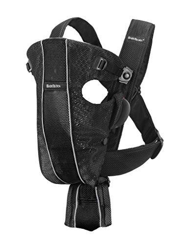 #manythings Baby Bjorn launched the very first baby carrier in 1973, and it's still a classic today. The #BABYBJORN Baby Carrier Original, Mesh is simple, easy t...