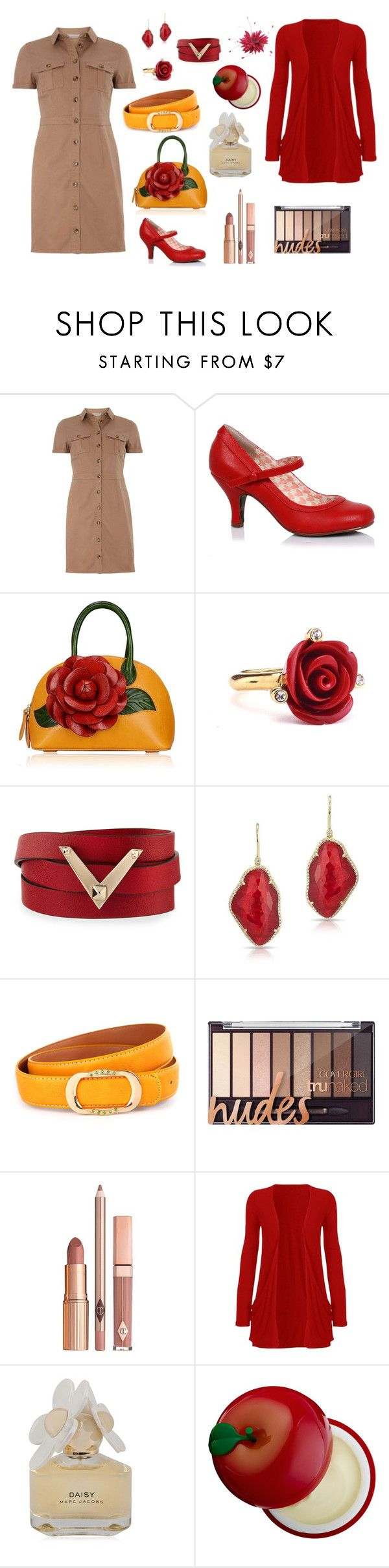 """R&B"" by adryela ❤ liked on Polyvore featuring mel, Oscar de la Renta, Valentino, Anne Sisteron, Dolce Vita, Marc by Marc Jacobs, Tony Moly and Jane Tran"
