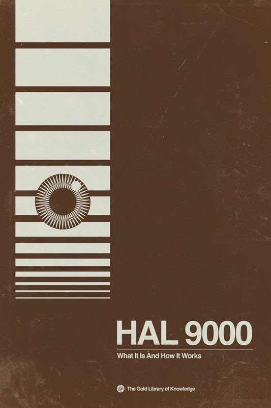 Hal 9000 (2001 A Space Odyssey)