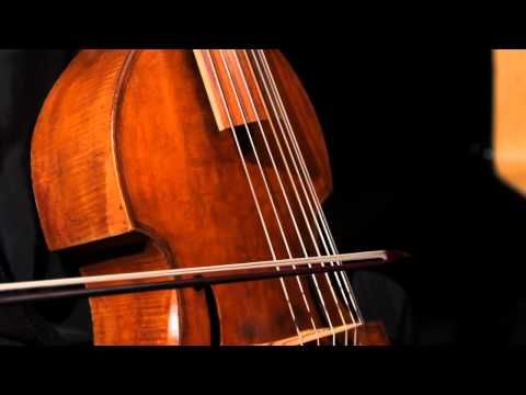 ASTON MAGNA: Viola da Gamba and Theorbo - YouTube