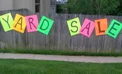 Yard Sale Sign                                                                                                                                                      More