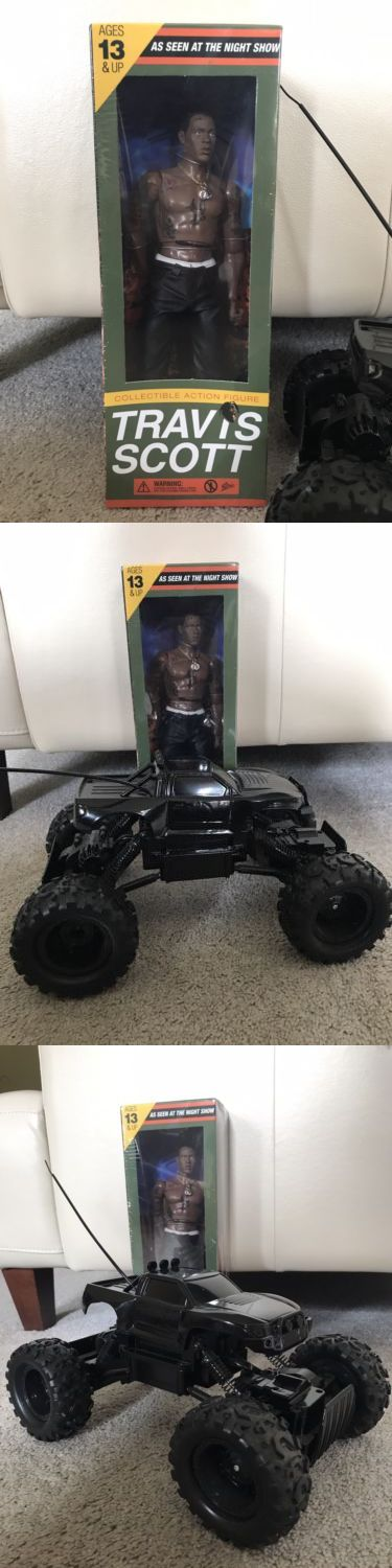 Sports 754: Travis Scott Collectible Action Figure - La Flame Rodeo -> BUY IT NOW ONLY: $666.66 on eBay!