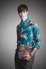 Givenchy by Riccardo Tisci Pierre Hardy Coach Prada Miansai Cartier Caputo & Co Luis Morais