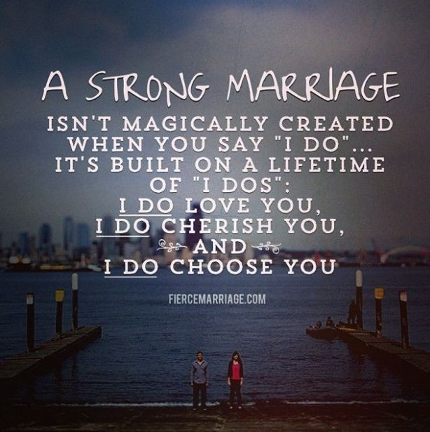 The Attributes of a Healthy Marriage – Cherish | The Romantic Vineyard