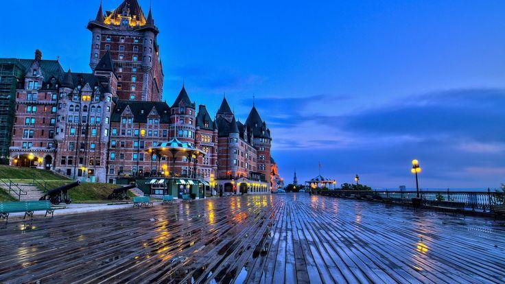 Quebec, Canada | Romantic, Unique & Adventurous Honeymoon Destination Every Newlyweds Will Love!