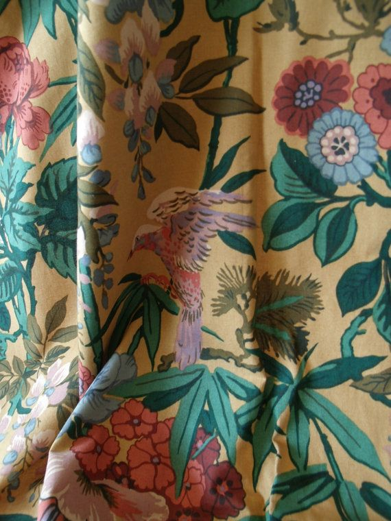 17 beste idee n over tissu d ameublement op pinterest meubelstoffen tissu pour fauteuil en - Tissu ameublement vintage ...