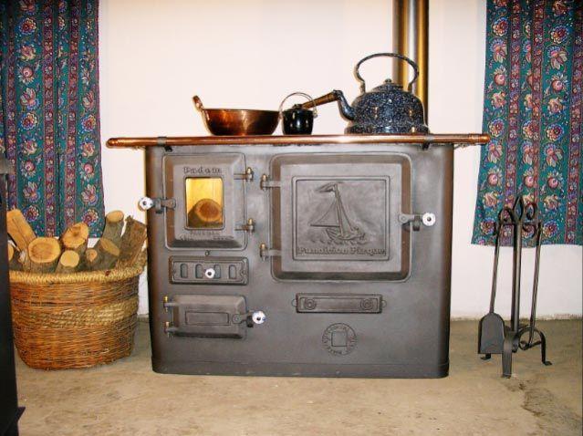 Fundici n pirque cocinas a le a muebles pinterest - Cocina a lena ...