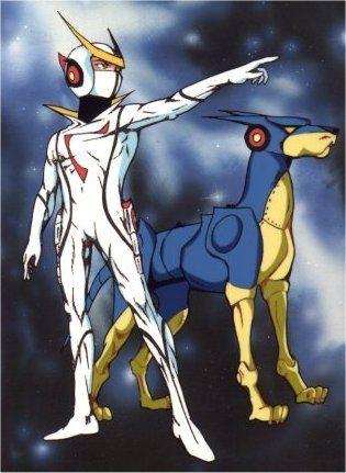 Kyashan il ragazzo androide