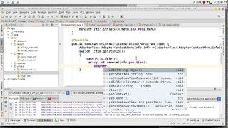 106 Android Studio Context menu http://ift.tt/2sbbtTC