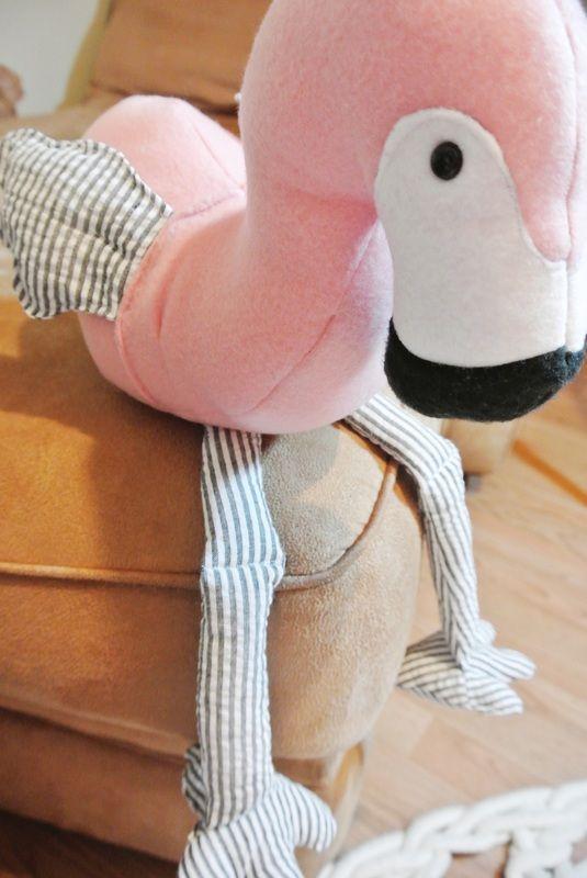 flamingo stuffed animals pattern - Google Search