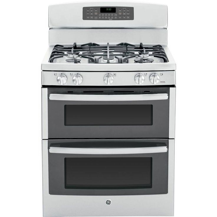 ge range jgb850se double oven with grill top gas mi casa pinterest tops double ovens. Black Bedroom Furniture Sets. Home Design Ideas