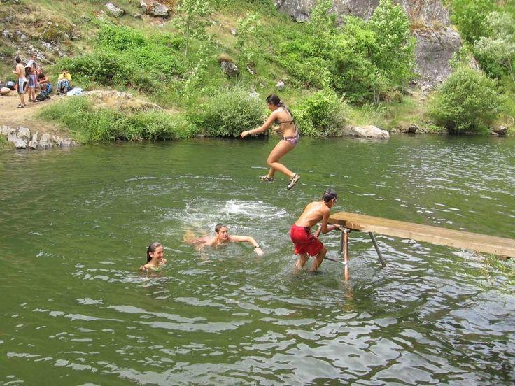 Galería de fotos » Excursiones - Valdepiélago y Montuerto (2) | GMR summercamps