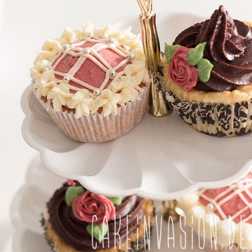 princess cupcakes cupcake and deko on pinterest. Black Bedroom Furniture Sets. Home Design Ideas