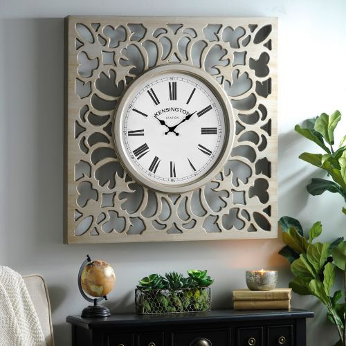 vibrant idea 30 inch clock. Champagne Clarissa Clock  Kirklands 156 best images on Pinterest Wall clocks wall and