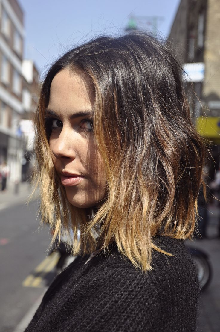 the texture is amazing! l'oreal ombre | trendsetter | The L'Oréal Professionnel Blog