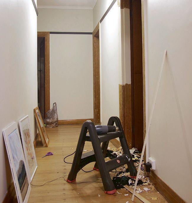 wood trim about paint colors on pinterest oak trim wood trim. Black Bedroom Furniture Sets. Home Design Ideas