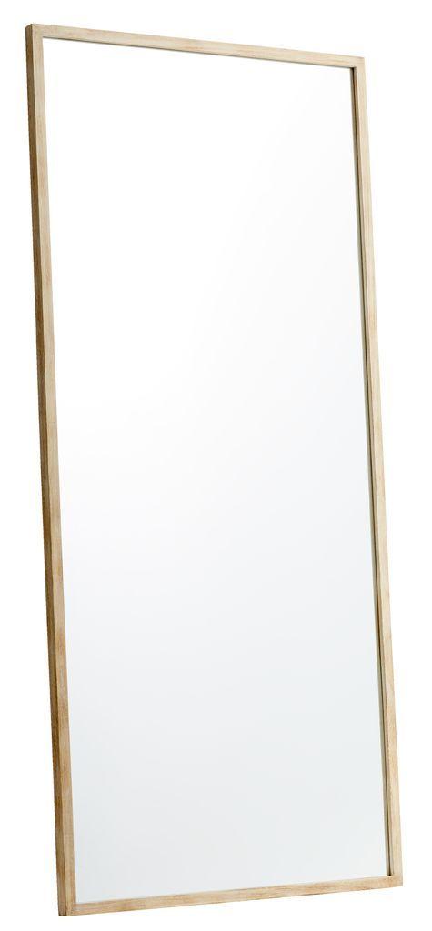 Obstrup 68x152 cm naturel   JYSK <3 my two mirrors