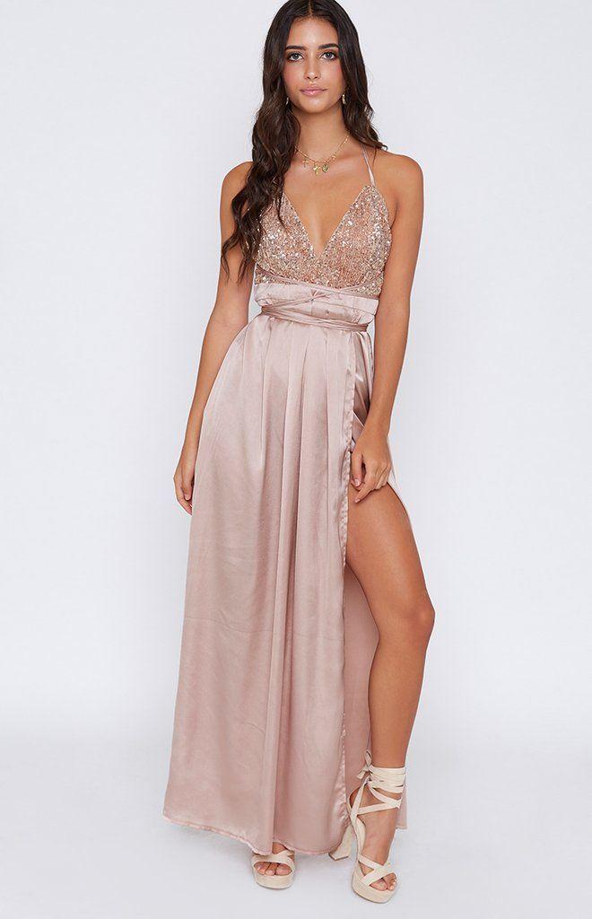d0601ed5d97ba formal dress   formal dress in 2019   Formal dresses, Pink formal ...