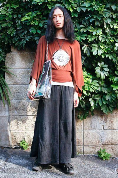 японская уличная мода - Поиск в Google