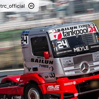 """On his way back to the top. That's the mission Norbert Kiss and the Tankpool24 Racing Team for this season. After winning the European title consecutively in 2014 and 2015 at the wheel of his OXXO Racing Team run #MAN race truck the 32 year old Hungarian swapped over to the German Tankpool 24 squad. While the 2016 season was under development, 2017 is all about catching up to the top. Although the engine of his #24 #Mercedes race truck still needs to be optimized in terms of stability…"