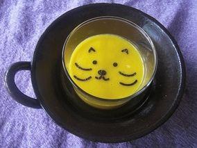 かぼちゃの冷製スープ レシピブログ