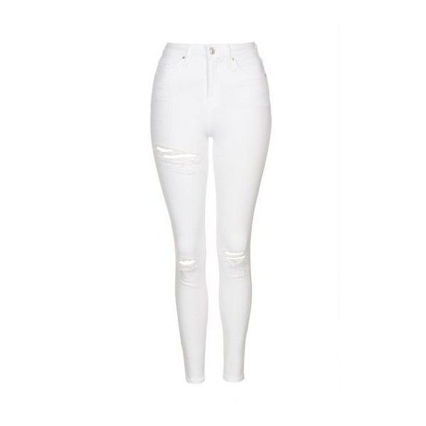 1000  ideas about White Ripped Skinny Jeans on Pinterest  Ripped